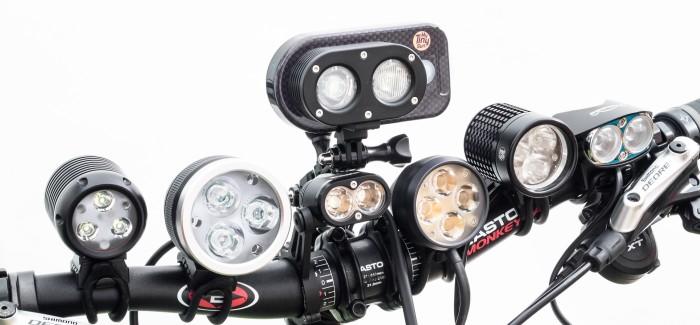 LED Lampen für den Trail: 2014
