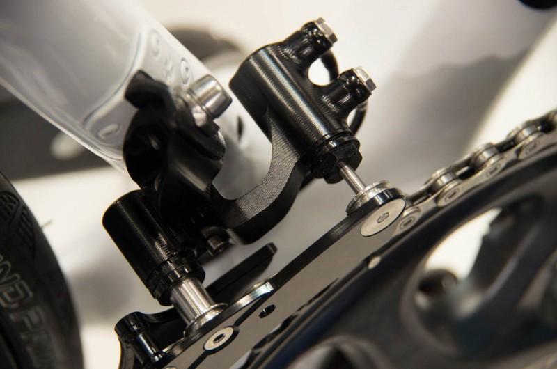 Acros_03_…Verzichtet man bei der Rennrad Version auf jedes Gelenk