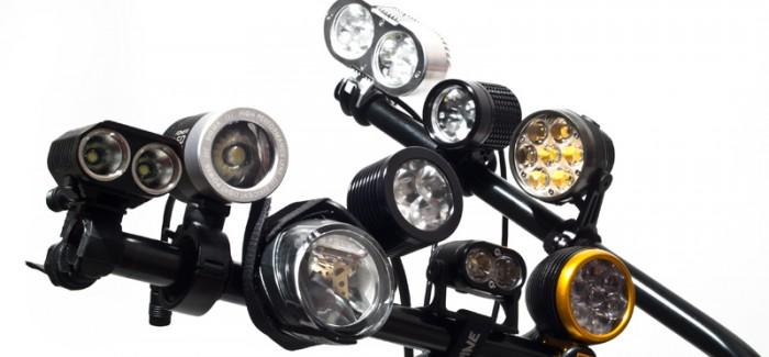 LED Beleuchtung für den Trail:  Teil 2