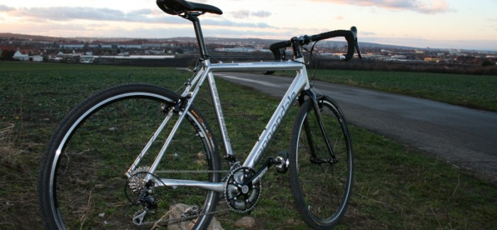 Onroad? Offroad? Cannondale CAADX!
