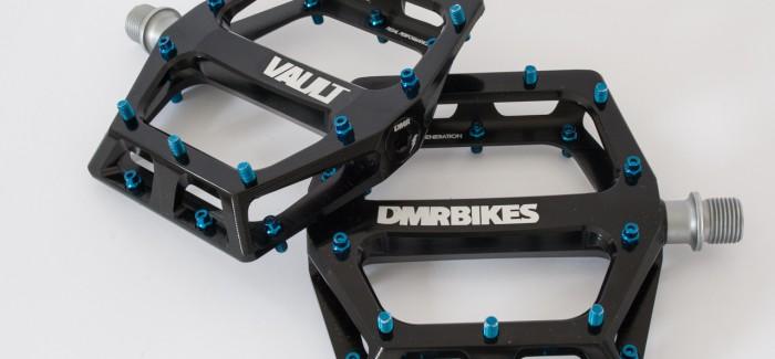 DMR Vault – die Flat Pedal Referenz