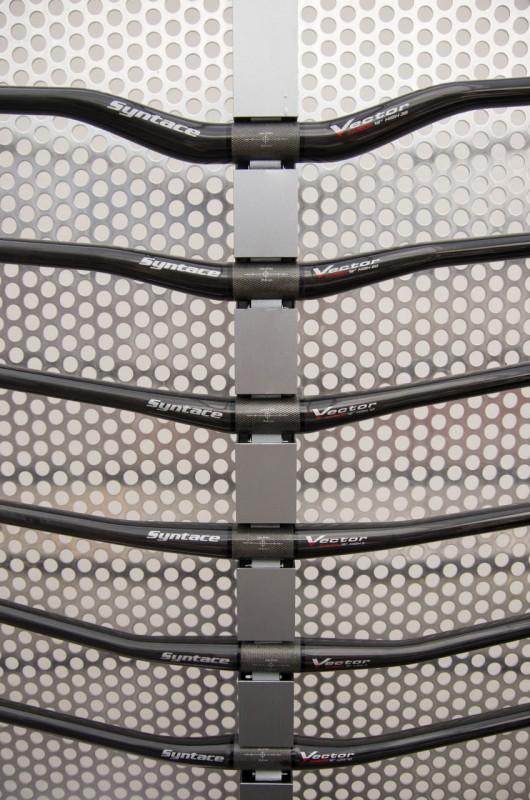 Die Vector Carbon Lenker mit einem neuen Modell (35mm Rise)