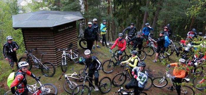 Saisonstart mit Erlebnisradtouren-Saaleland