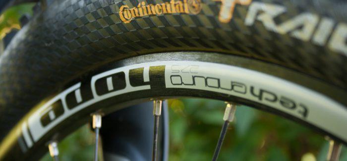 Hope Tech Enduro Laufradsatz mit Pro4 Naben