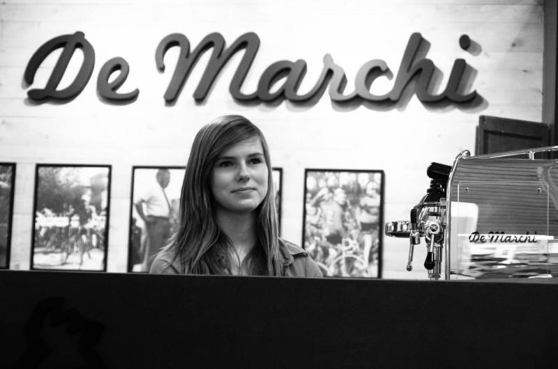 Mädels_17_Italienische Radklamotten von De Marchi gepaart mit deutscher Schönheit