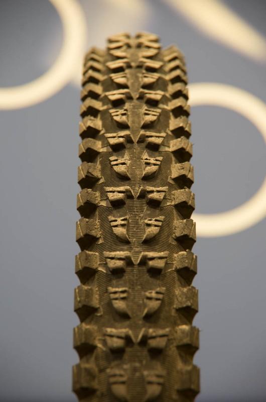 Michelins Prototyp in der Nahaufnahme