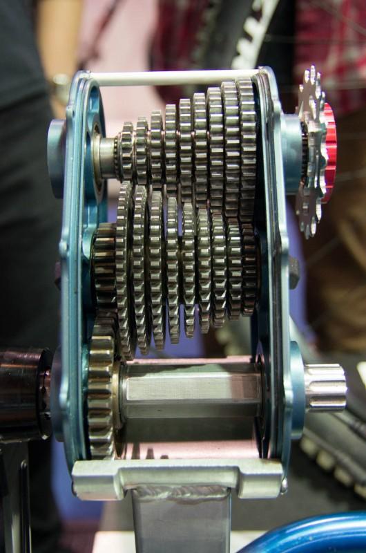 Nicolai_02_Effigear nennt sich diese neue Getriebebox