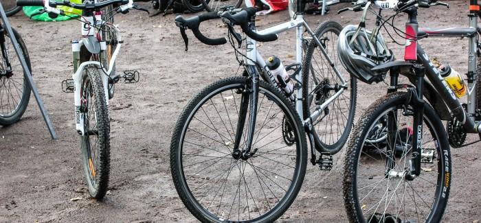 Saisoneröffnung 2014: Bike&run Crossduathlon Leipzig