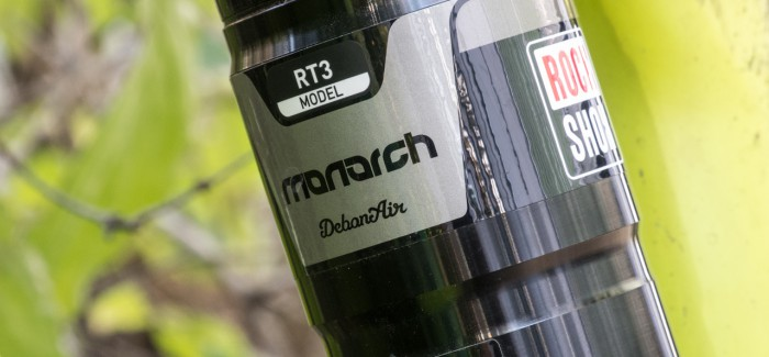 Rock Shox Monarch RT3 DebonAir